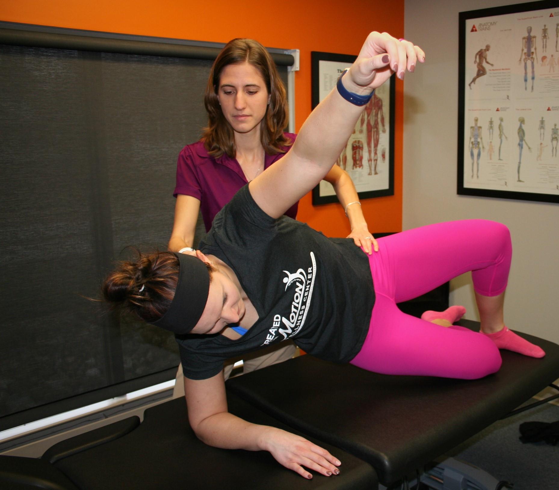 Sports Rehabilitation