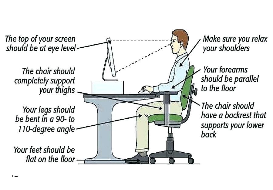 Posture Chart